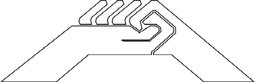 logo CGT manos blanco 2
