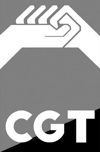 Logotipo CGT (en escala de grises 1)