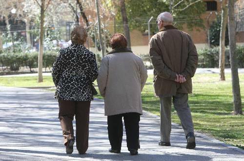 Els pensionistes valencians en risc de pobresa