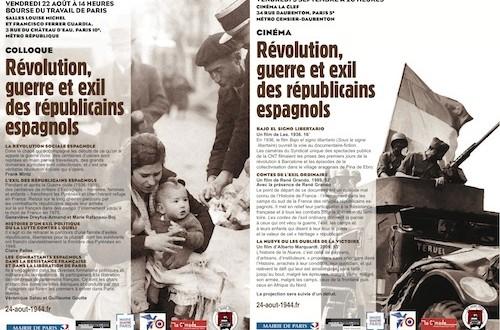 Agost 1944: Quan els anarquistes espanyols van alliberar París