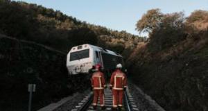 Los planes de Fomento para el ferrocarril atentan contra la seguridad en la circulación