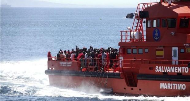 CGT denuncia les retallades de personal en Salvament Marítim per rescatar immigrants