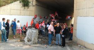 CGT denuncia que 23 treballadors seran jutjats per exercir el dret a la vaga després de la querella de Aluminio Baux