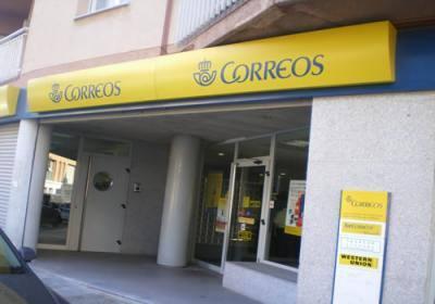 Cgt correos valencia basta ya de recortes cgt val ncia for Oficina de correos valencia