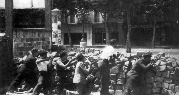 Los Obreros De Barcelona Edificaron En 1936 Una Sociedad