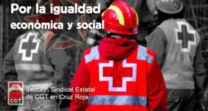 Cruz Roja incumple en legislación de Igualdad